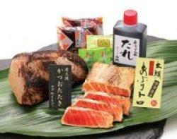 Photo1: あぶりトロ+かつおたたきセット、Aburitoro+Bonito Tataki Set